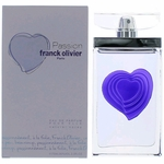 Passion by Franck Olivier, 2.5 oz Eau De Parfum Spray for Women