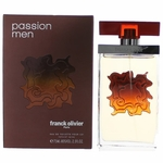 Passion by Franck Olivier, 2.5 oz Eau De Toilette Spray for Men
