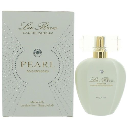Pearl by La Rive, 2.5 oz Eau De Parfum Spray for Women
