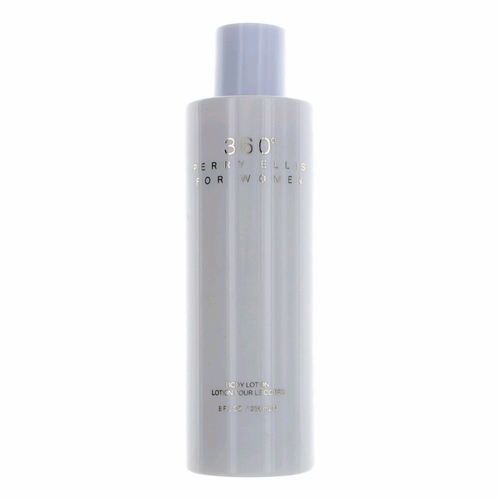 Perry Ellis 360 by Perry Ellis, 8 oz Body Lotion for Women