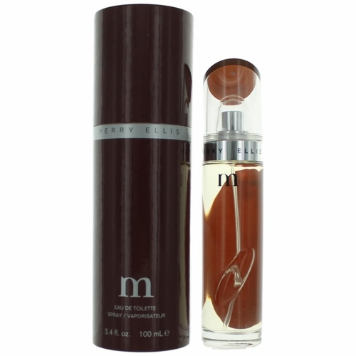 Perry Ellis M by Perry Ellis, 3.3 oz Eau De Toilette Spray for Men