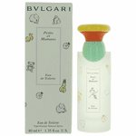 Petits et Mamans by Bvlgari, 1.35 oz Eau De Toilette Scented Water for Women/Girls