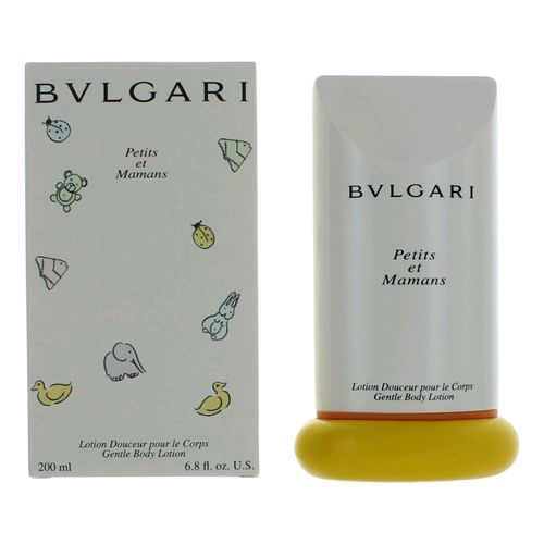 Petits et Mamans by Bvlgari, 6.8 oz Gentle Body Lotion for Women/Girls