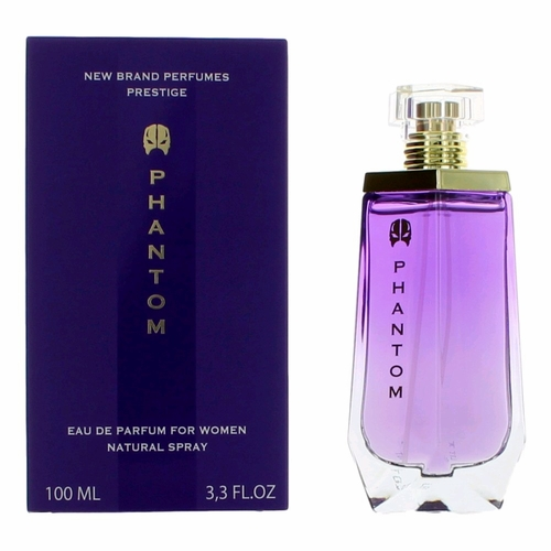 Phantom by New Brand, 3.3 oz Eau De Parfum Spray for Women