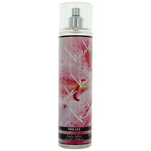 Pink Lilly by Nicole Miller, 8 oz Body Mist for Women