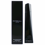 Pitbull Man by Pitbull, 3.4 oz Eau De Toilette Spray for Men