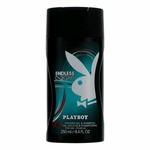 Playboy Endless Night by Coty, 8.45 oz Shower Gel for Men