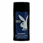 Playboy King Of The Game by Coty, 8.45 oz Shower Gel for Men