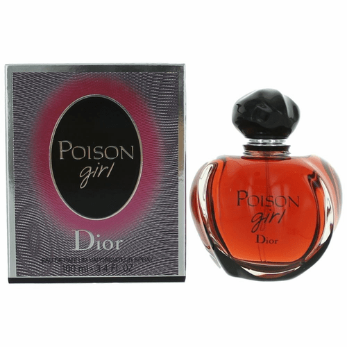 Poison Girl by Christian Dior, 3.4 oz Eau De Parfum Spray for Women
