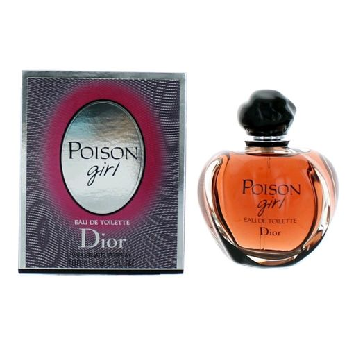 Poison Girl by Christian Dior, 3.4 oz Eau De Toilette Spray for Women
