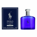 Polo Blue by Ralph Lauren, 2.5 oz Eau De Parfum Spray for Men