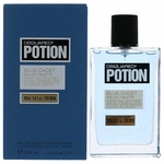Potion Blue Cadet by Dsquared2, 3.4 oz Eau De Toilette Spray for Men