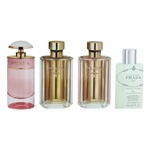 Prada by Prada, 4 Piece Miniatures Collection for Women
