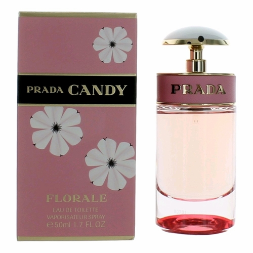 Prada Candy Florale by Prada, 1.7 oz Eau De Toilette Spray for Women