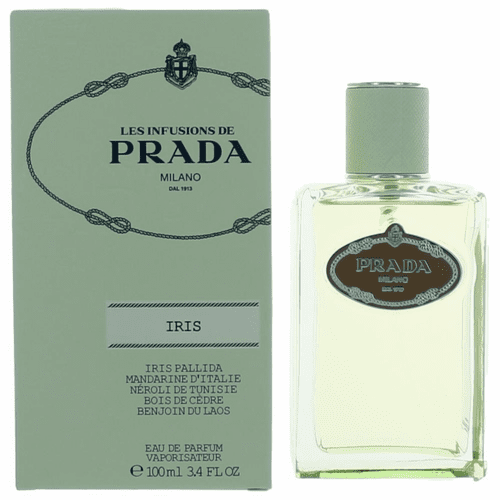Prada Milano Infusion D'Iris by Prada, 3.4 oz Eau De Parfum Spray for Women (Diris)