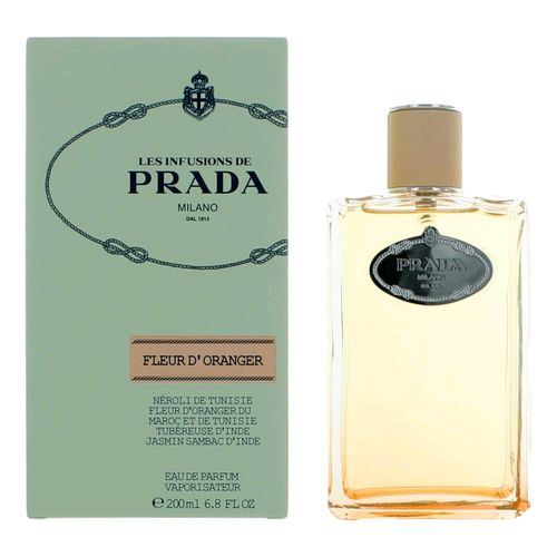 Prada Milano Infusion De Fleur D'Oranger by Prada, 6.8 oz Eau De Parfum Spray for Women