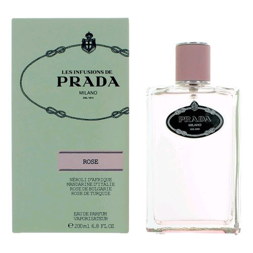 Prada Milano Infusion De Rose by Prada, 6.8 oz Eau De Parfum Spray for Women