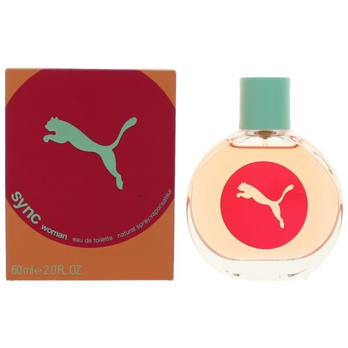 Puma Sync by Puma, 2 oz Eau De Toilette Spray for Women