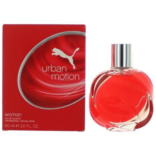 Puma Urban Motion by Puma, 2 oz Eau De Toilette Spray for Women