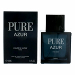Pure Azur by Karen Low, 3.4 oz Eau de Toilette Spray for Men