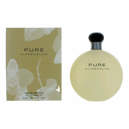 Pure by Alfred Sung, 3.4 oz Eau De Parfum Spray for Women