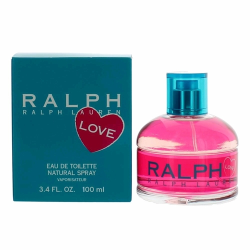 Ralph Love by Ralph Lauren, 3.4 oz Eau De Toilette Spray for Women