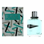 Rave by Sapil, 3.4 oz Eau De Toilette Spray for Men