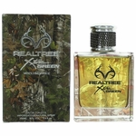 Realtree by Realtree, 3.4 oz Eau De Toilette Spray for Men