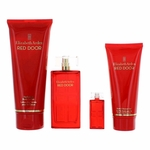 Red Door by Elizabeth Arden, 4 Piece Gift Set for Women