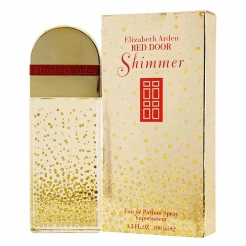Red Door Shimmer by Elizabeth Arden, 3.3 oz Eau De Parfum Spray for Women