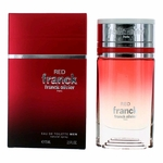 Red Franck by Franck Olivier, 2.5 oz Eau De Toilette for Men