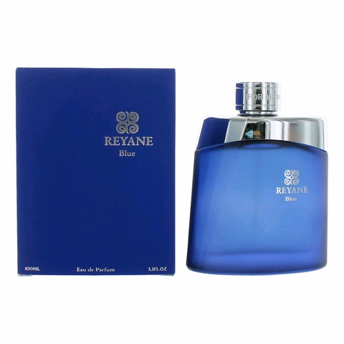Reyane Blue by Reyane Traditional, 3.3 oz Eau De Parfum Spray for Men