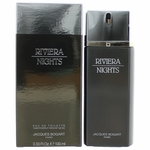 Riviera Nights by Jacques Bogart, 3.4 oz Eau De Toilette Spray for Men