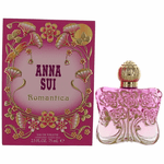 Romantica by Anna Sui, 2.5 oz Eau De Toilette Spray for Women