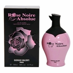 Rose Noire Absolue by Giorgio Valenti, 3.4 oz Eau De Parfum Spray for Women