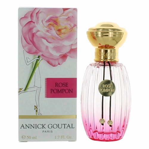 Rose Pompon by Annick Goutal, 1.7 oz Eau De Toilette Spray for Women