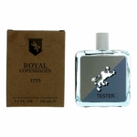 Royal Copenhagen 1775 by Royal Copenhagen, 3.4 oz Eau De Toilette Spray for Men Tester