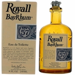 Royall BayRhum 57 by Royall Fragrances, 8 oz Eau De Toilette Splash for Men