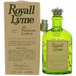 Royall Lyme by Royall Fragrances, 4 oz All Purpose Lotion Spray for Men