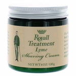 Royall Lyme by Royall Fragrances, 4 oz Shaving Cream for Men