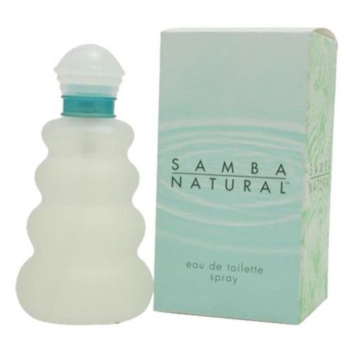 Samba Natural by Perfumer's Workshop, 3.3 oz Eau De Toilette Spray for women