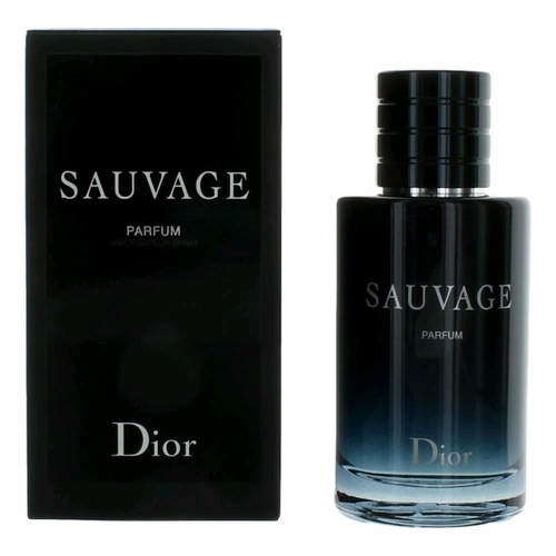 Sauvage by Christian Dior, 3.4 oz Parfum Spray for Men