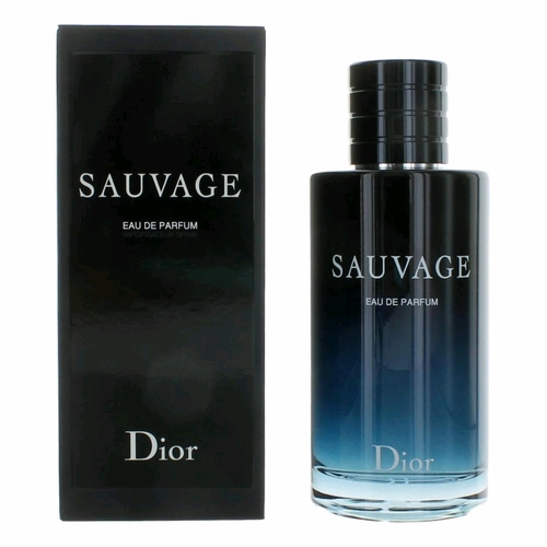 Sauvage by Christian Dior, 6.8 oz Eau De Parfum Spray for Men