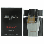 Sensual Midnight by Johan.b, 2.8 oz Eau De Toilette Spray for Men