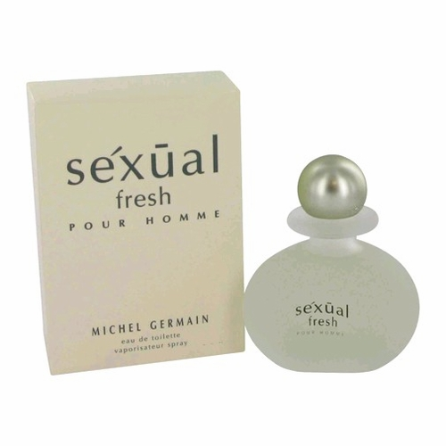 Sexual Fresh by Michel Germain, 4.2 oz Eau De Toilette Spray for Men
