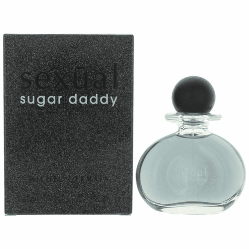 Sexual Sugar Daddy by Michel Germain, 2.5 oz Eau De Toilette Spray for Men