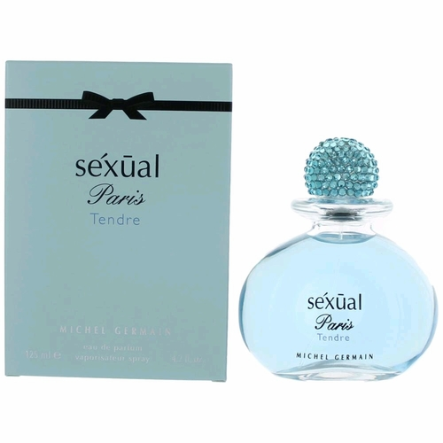 Sexual Tendre by Michel Germain, 4.2 oz Eau De Parfum Spray for Women