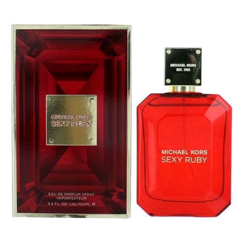Sexy Ruby by Michael Kors, 3.4 oz Eau De Parfum for Women