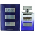 Shades Blue by Armaf, 3.4 oz Eau De Toilette Spray for Men