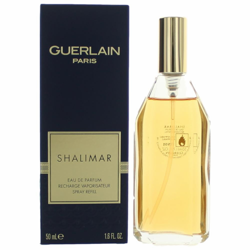Shalimar by Guerlain, 1.6 oz Eau De Parfum  REFILL Spray for Women